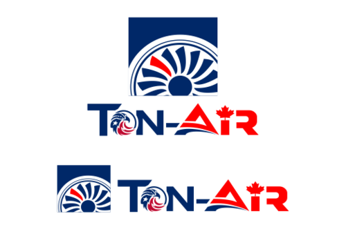 TON-AIR Logo Winning Design by pickme