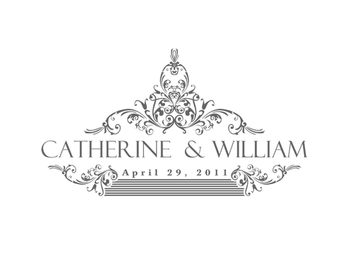 William Catherine Logo Winning Design By MayID