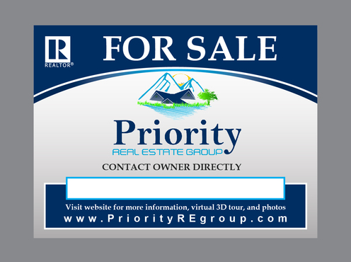 Priority Real Estate Group - FOR SALE - Contact owner -  Other  Draft # 51 by Achiver