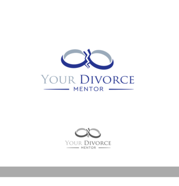 Your Divorce Mentor A Logo, Monogram, or Icon  Draft # 70 by SatYahLogos