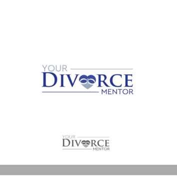 Your Divorce Mentor A Logo, Monogram, or Icon  Draft # 71 by SatYahLogos