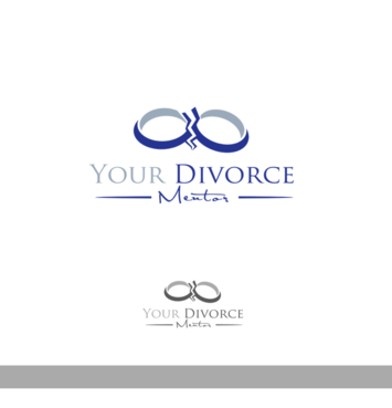 Your Divorce Mentor A Logo, Monogram, or Icon  Draft # 73 by SatYahLogos
