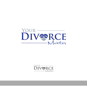 Your Divorce Mentor A Logo, Monogram, or Icon  Draft # 74 by SatYahLogos