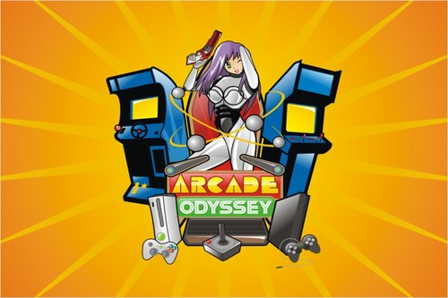 Arcade Odyssey A Logo, Monogram, or Icon  Draft # 227 by vable