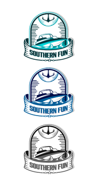 Southern Fun A Logo, Monogram, or Icon  Draft # 8 by Aaask