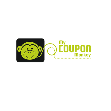 My Coupon Monkey A Logo, Monogram, or Icon  Draft # 3 by nelly83