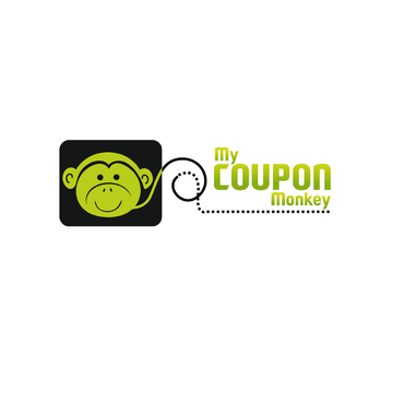 My Coupon Monkey A Logo, Monogram, or Icon  Draft # 4 by nelly83