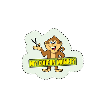 My Coupon Monkey A Logo, Monogram, or Icon  Draft # 9 by EXPartLogo