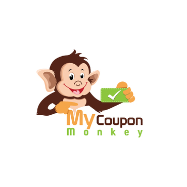 My Coupon Monkey A Logo, Monogram, or Icon  Draft # 10 by EXPartLogo