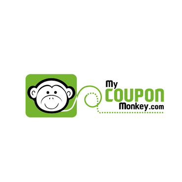 My Coupon Monkey Logo Winning Design by nelly83
