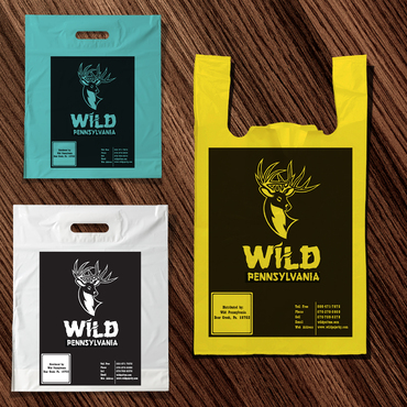 Wild plus Deer Head logo Business Cards and Stationery  Draft # 6 by conceptexplainer