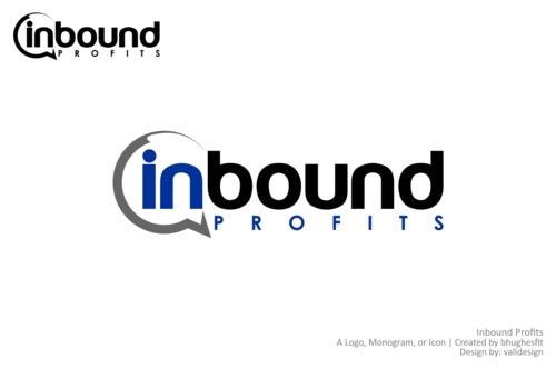 Inbound Profits A Logo, Monogram, or Icon  Draft # 289 by validesign