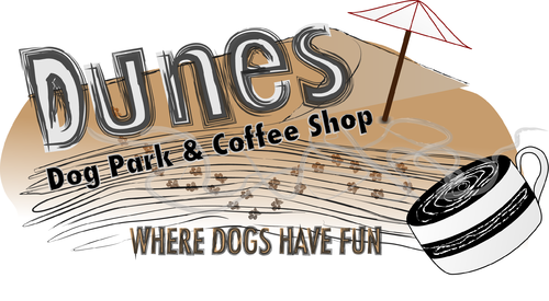 Dunes Dog Park & Coffee Shop   Other  Draft # 3 by J1MM1E