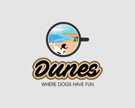 Dunes Dog Park & Coffee Shop   Other  Draft # 6 by simpleway