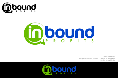 Inbound Profits A Logo, Monogram, or Icon  Draft # 445 by validesign