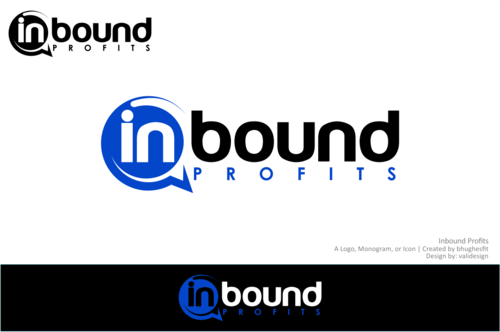 Inbound Profits A Logo, Monogram, or Icon  Draft # 447 by validesign