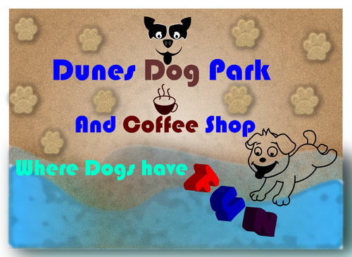 Dunes Dog Park & Coffee Shop   Other  Draft # 15 by baljitk19