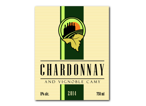 Chardonnay AND Vignoble Camy Other  Draft # 16 by yoceramika