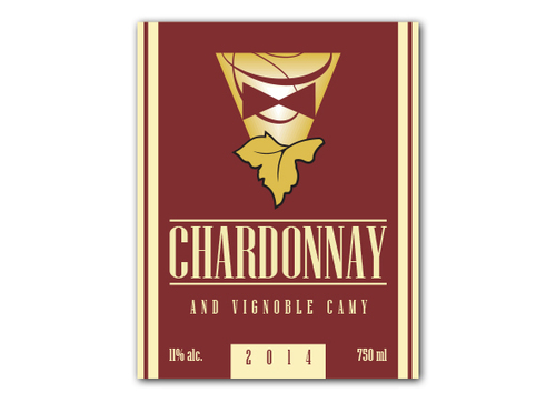 Chardonnay AND Vignoble Camy Other  Draft # 17 by yoceramika