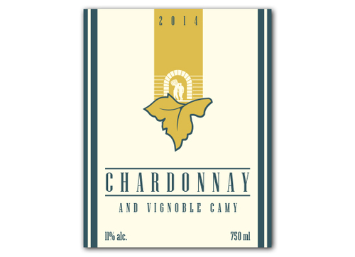 Chardonnay AND Vignoble Camy Other  Draft # 19 by yoceramika