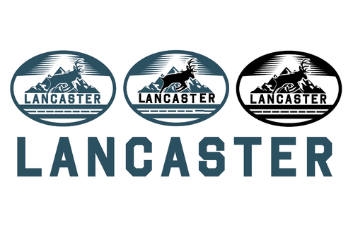 Lancaster A Logo, Monogram, or Icon  Draft # 14 by primavera