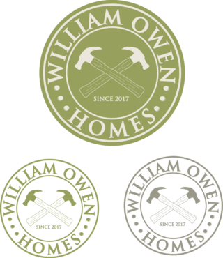 William Owen Homes A Logo, Monogram, or Icon  Draft # 319 by FiddlinNita