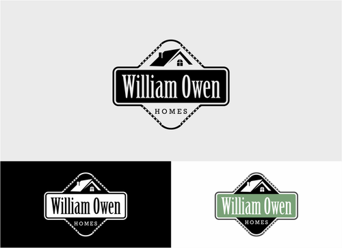 William Owen Homes A Logo, Monogram, or Icon  Draft # 357 by ok715