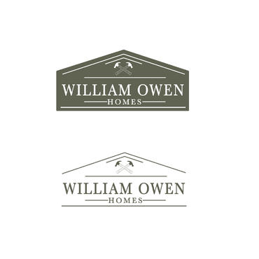 William Owen Homes A Logo, Monogram, or Icon  Draft # 379 by FiddlinNita