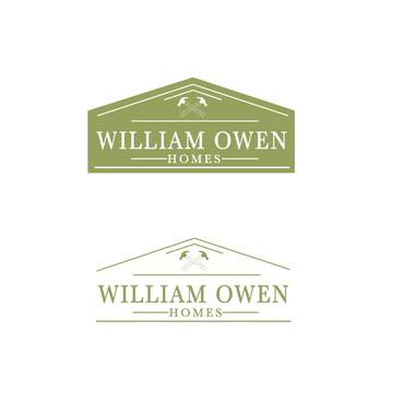 William Owen Homes A Logo, Monogram, or Icon  Draft # 380 by FiddlinNita