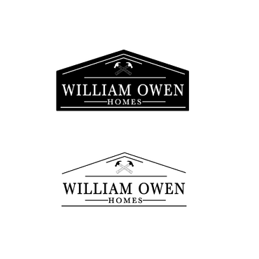William Owen Homes A Logo, Monogram, or Icon  Draft # 381 by FiddlinNita