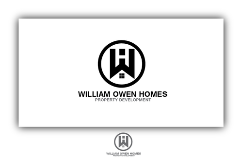 William Owen Homes A Logo, Monogram, or Icon  Draft # 385 by BitDE3Dimensional