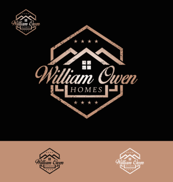 William Owen Homes A Logo, Monogram, or Icon  Draft # 395 by Tensai971