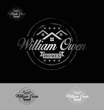 William Owen Homes A Logo, Monogram, or Icon  Draft # 398 by Tensai971