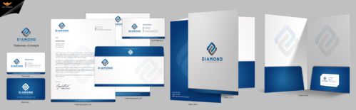 See Logo Business Cards and Stationery  Draft # 149 by einsanimation