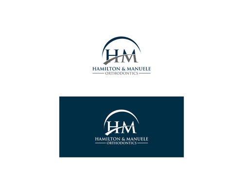 Hamilton & Manuele Orthodontics A Logo, Monogram, or Icon  Draft # 38 by mugensusano