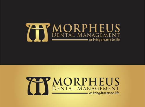 Morpheus Dental Mangement  A Logo, Monogram, or Icon  Draft # 283 by assay