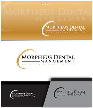 Morpheus Dental Mangement  A Logo, Monogram, or Icon  Draft # 400 by Jake04