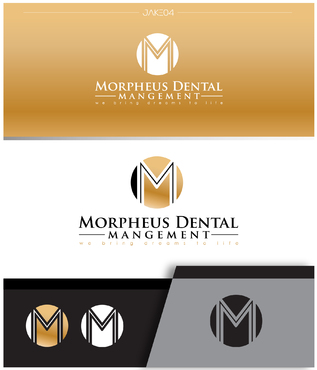 Morpheus Dental Mangement  A Logo, Monogram, or Icon  Draft # 402 by Jake04