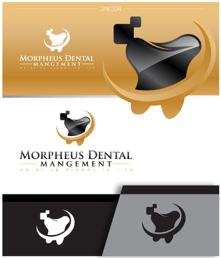 Morpheus Dental Mangement  A Logo, Monogram, or Icon  Draft # 403 by Jake04