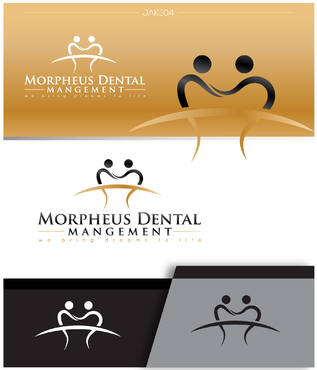 Morpheus Dental Mangement  A Logo, Monogram, or Icon  Draft # 405 by Jake04