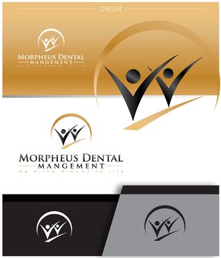 Morpheus Dental Mangement  A Logo, Monogram, or Icon  Draft # 406 by Jake04