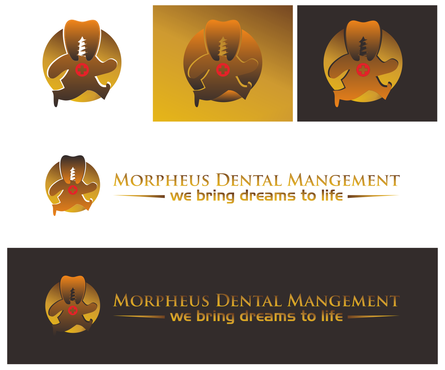 Morpheus Dental Mangement  A Logo, Monogram, or Icon  Draft # 443 by Kenzie15