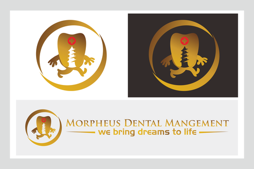 Morpheus Dental Mangement  A Logo, Monogram, or Icon  Draft # 444 by Kenzie15
