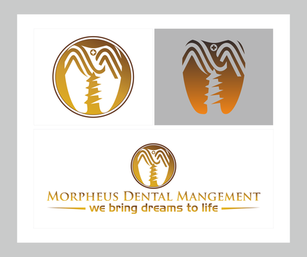 Morpheus Dental Mangement  A Logo, Monogram, or Icon  Draft # 451 by Kenzie15