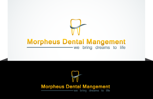Morpheus Dental Mangement  A Logo, Monogram, or Icon  Draft # 462 by jonsmth620