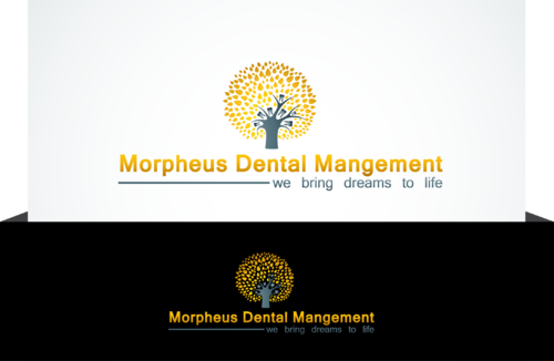 Morpheus Dental Mangement  A Logo, Monogram, or Icon  Draft # 463 by jonsmth620
