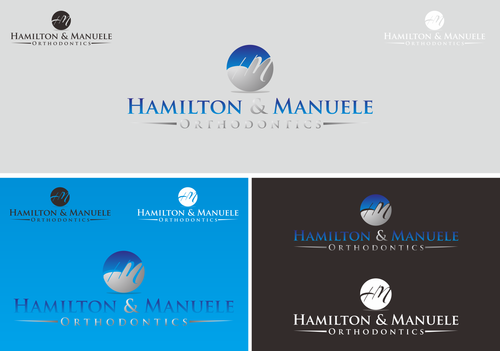 Hamilton & Manuele Orthodontics A Logo, Monogram, or Icon  Draft # 534 by Kenzie15