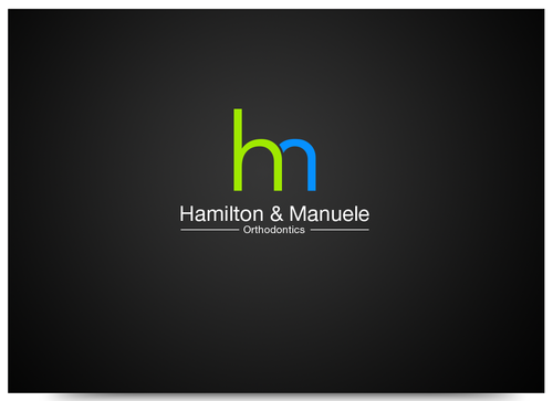 Hamilton & Manuele Orthodontics A Logo, Monogram, or Icon  Draft # 552 by CreativeRhythm