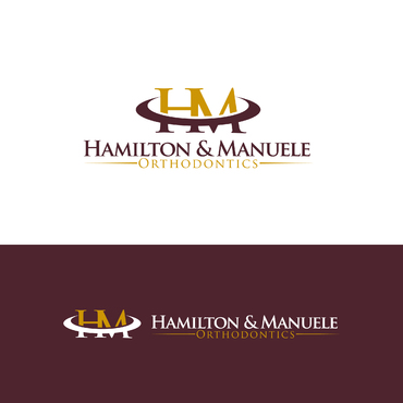 Hamilton & Manuele Orthodontics A Logo, Monogram, or Icon  Draft # 560 by Abdul700