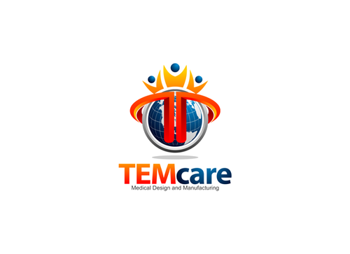 TEMcare Medical Design and Manufacturing  A Logo, Monogram, or Icon  Draft # 428 by LukeConcept